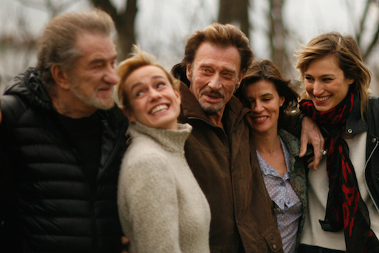 """French director Claude Lelouch Latest Film """"We Love You, You Bastard"""" to Open 2014 Montreal World Film Festival"""