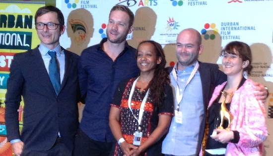 "Malian Film ""Timbuktu"" Leads Award Winners of South Africa's 2014 Durban International Film Festival"
