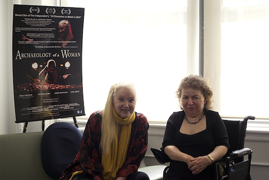 Director Sharon Greytak and Actress Sally Kirkland Talk About Their Film ARCHAEOLOGY OF A WOMAN Now Playing in Theaters