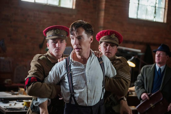 "4th Napa Valley Film Festival Announces Film Lineup; Opens with ""The Imitation Game"""