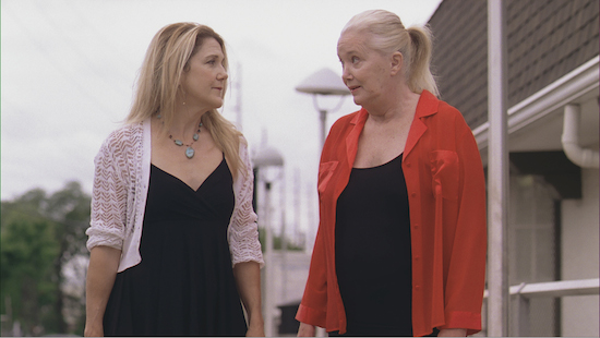 Sally Kirkland Stars in ARCHAEOLOGY OF A WOMAN Directed by Sharon Greytak