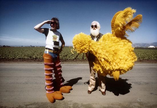 """Tribeca Film to Release """"I Am Big Bird"""" Documentary"""