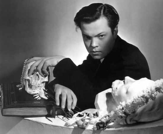 """Watch TRAILER for Orson Welles documentary """"Magician: The Astonishing Life and Work of Orson Welles"""""""