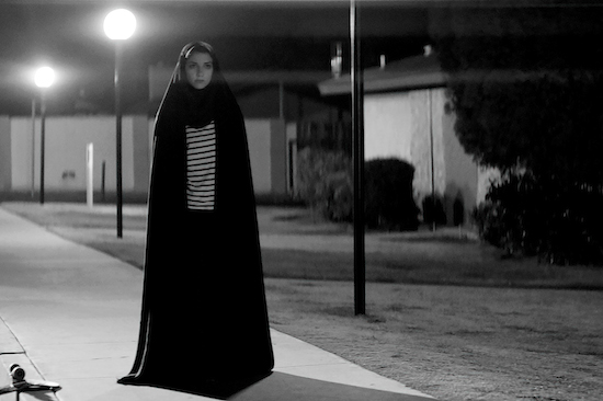"""Watch TRAILER for Iranian Film """"A Girl Walks Home Alone At Night"""""""