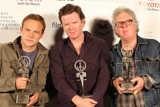 """Terry McMahon's """"Patrick's Day"""" """"Red Lines"""" Among Winners of 2014 Woodstock Film Festival Maverick Awards"""