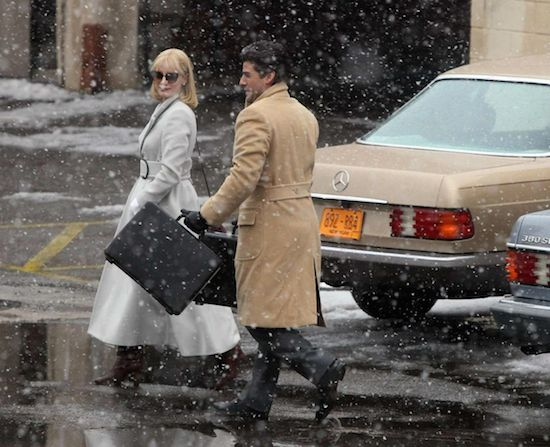 Watch TRAILER for A MOST VIOLENT YEAR, starring Oscar Isaac and Jessica Chastain