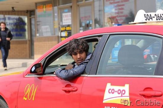 NY's 2014 South Asian International Film Festival to Open with DR. CABBIE, starring The Big Bang Theory's Kunal Navvar