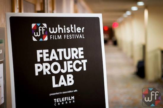 Six Producers Selected for Whistler Film Festival Feature Project Lab