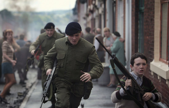 """""""71"""" Leads with 9 Nominations for 2014 British Independent Film Awards Nominations"""
