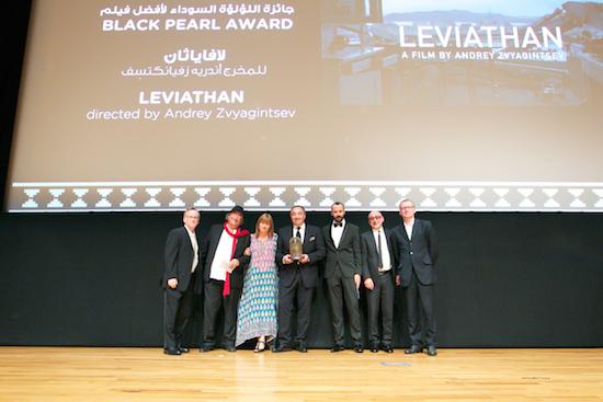 LEVIATHAN Wins Top Award at 2014 Abu Dhabi Film Festival