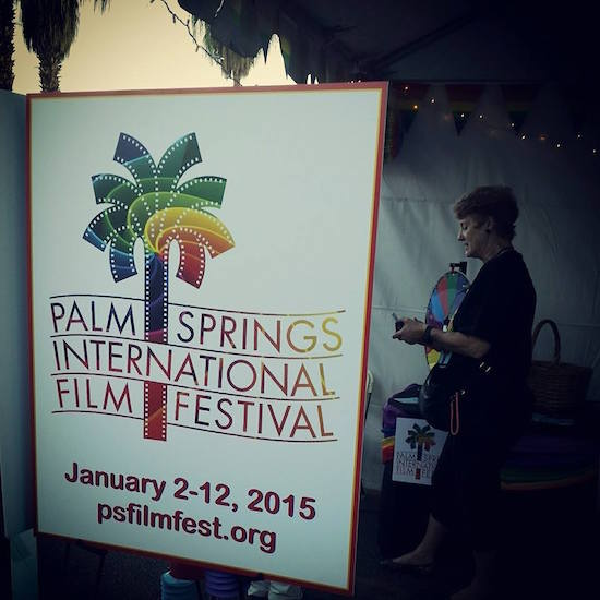 Palm Springs International Film Festival Announces 2015 Lineup
