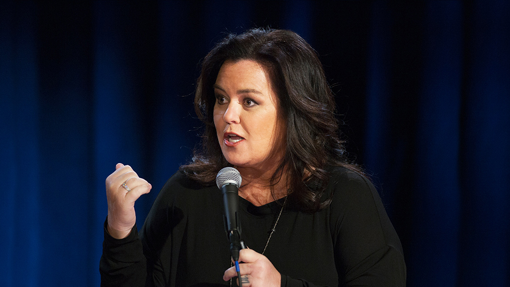 Rosie O'Donnell Doc to World Premiere at Athena Film Fest
