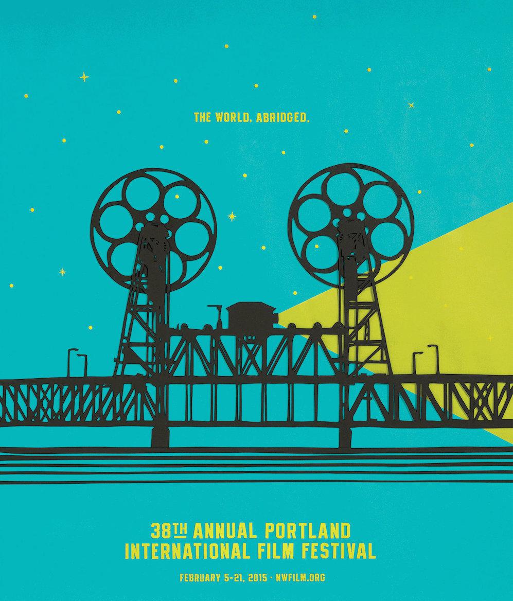 Portland International Film Festival Unveils 2015 Poster