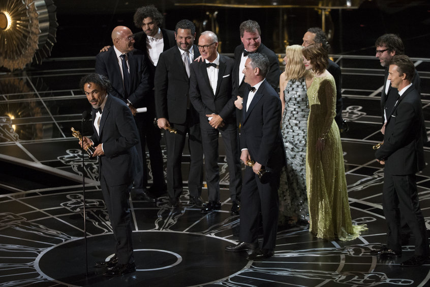 BIRDMAN, CITIZENFOUR, IDA Among Winners of 87th Oscars