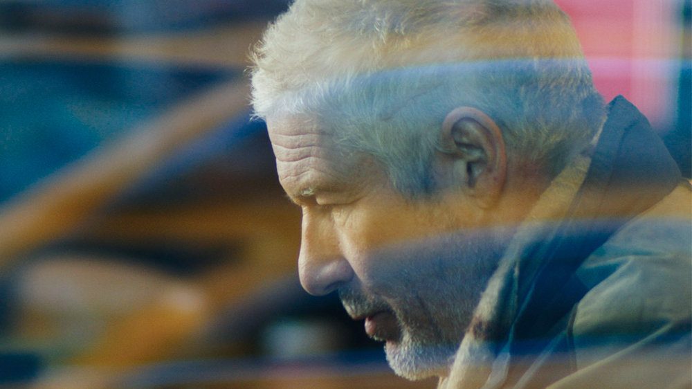 Richard Gere, starring in Oren Moverman's Time Out Of Mind