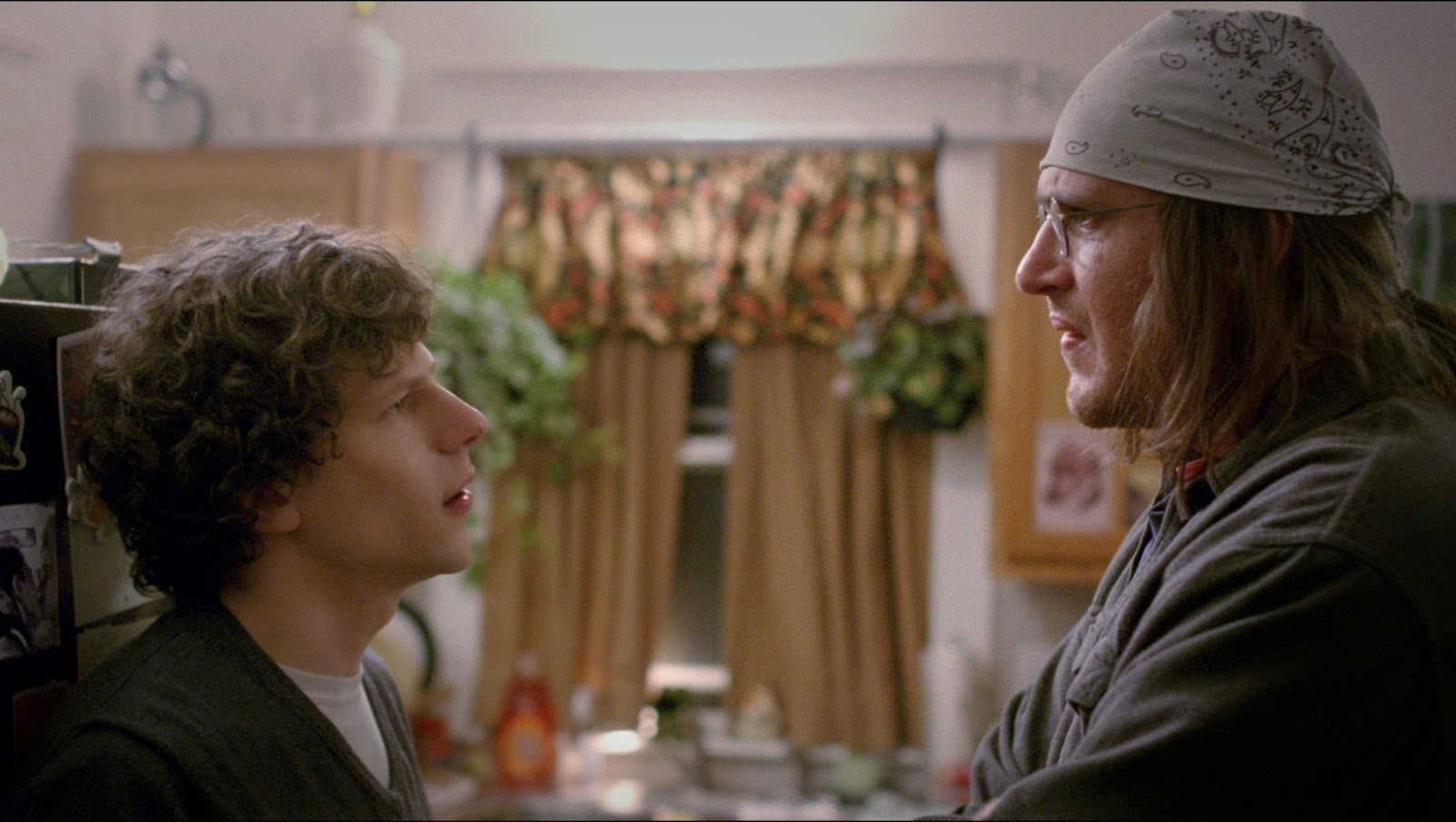 Narrative Centerpiece, his Sundance hit THE END OF THE TOUR starring Jesse Eisenberg and Jason Segel