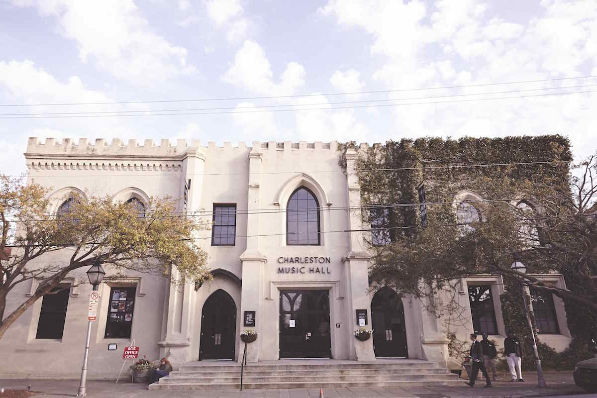 Charleston International Film Festival Moves to the Fall and to Charleston Music Hall