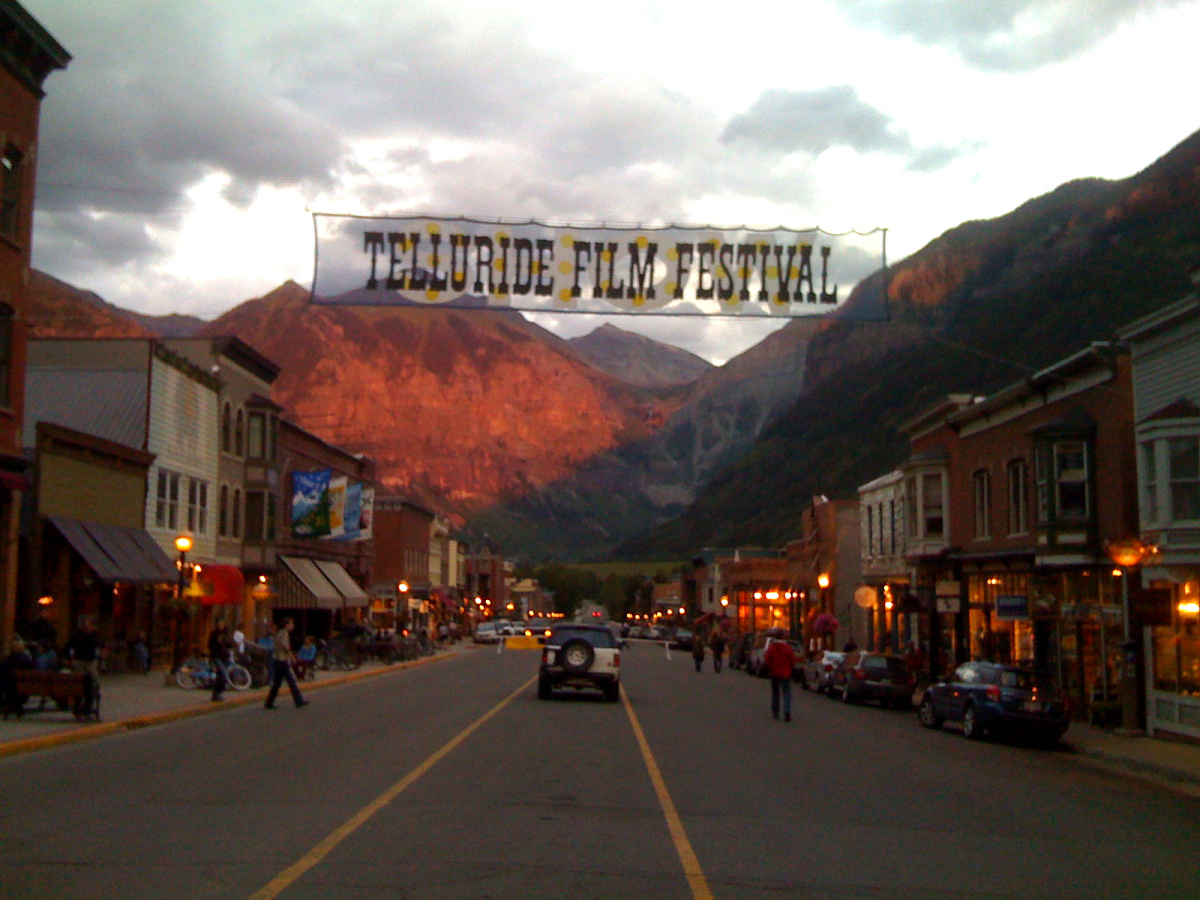 Official Poster Revealed for 43rd Telluride Film Festival