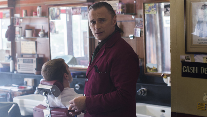 Robert Carlyle's THE LEGEND OF BARNEY THOMSON to Open 2015 Edinburgh International Film Festival