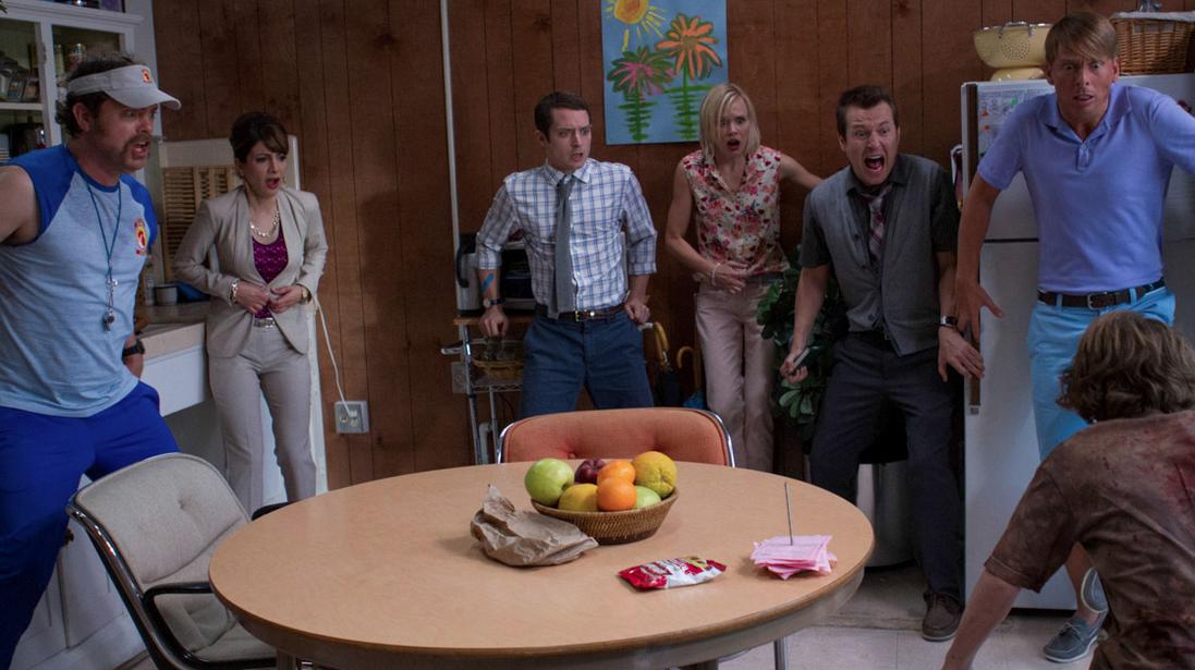 Horror Comedy COOTIES Starring Elijah Wood, Rainn Wilson Sets Release Date | TRAILER
