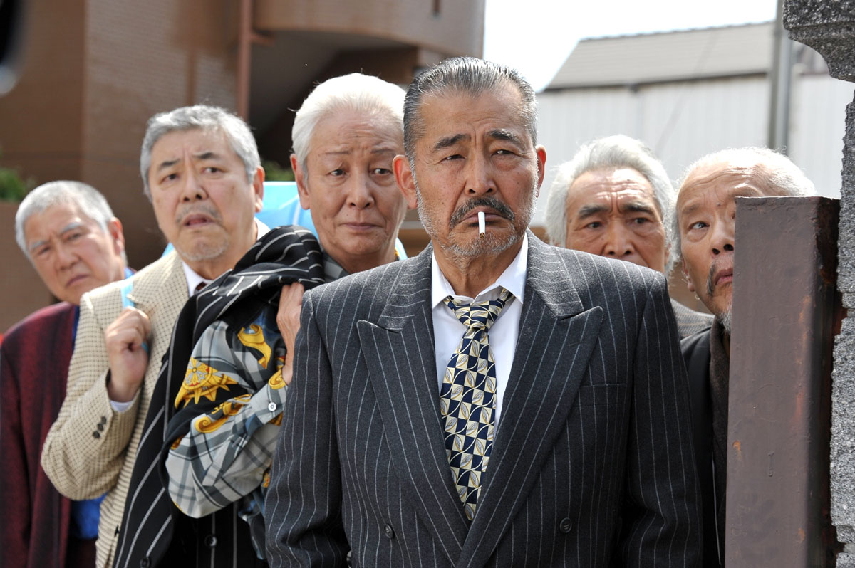 RYUZO AND THE SEVEN HENCHMEN Among Films in 2nd Wave for 2015 Fantasia International Film Festival