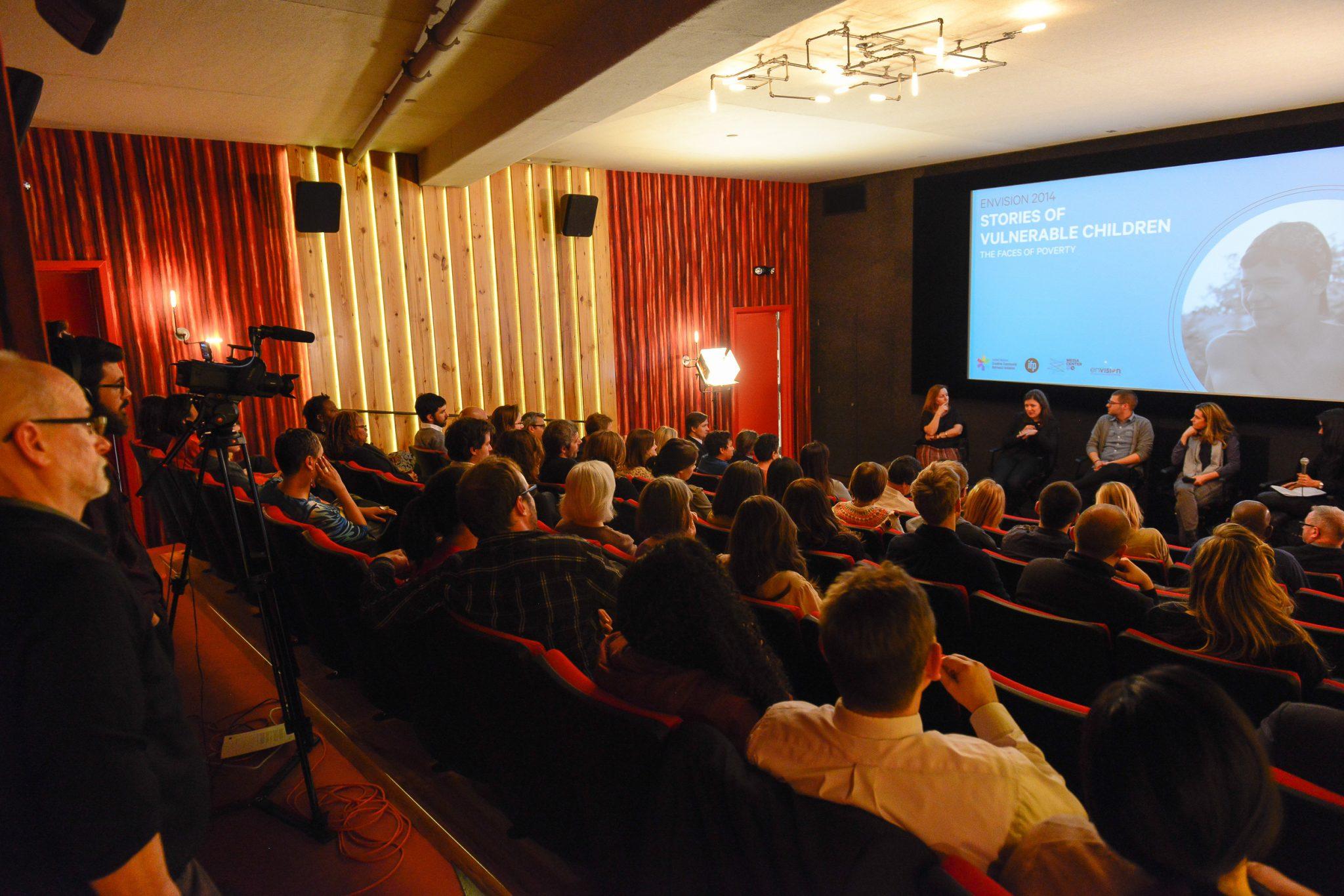 Ten Narratives Selected for 2015 Independent Filmmaker Labs