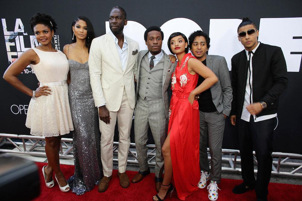 LA Premiere of DOPE at 2015 Los Angeles Film Festival