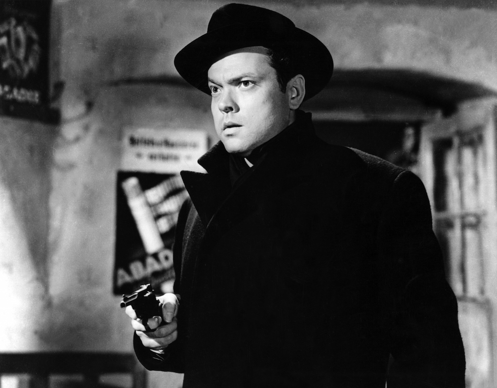 Restored THE THIRD MAN Starring Orson Welles to Get Two Week Theater Run |TRAILER