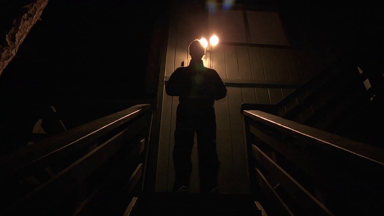 See Poster, Watch Trailer for Horror Film CREEP Starring Mark Duplass