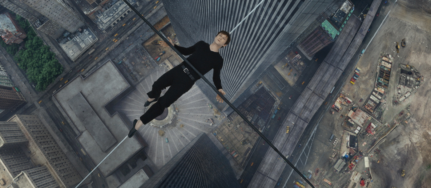 Robert Zemeckis's The Walk starringJoseph Gordon-Levitt