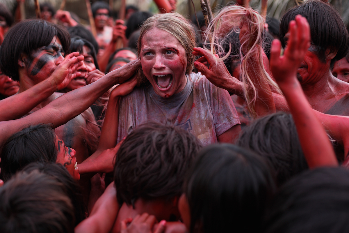 Horror Film 'The Green Inferno' Finally Gets U.S. Release Date