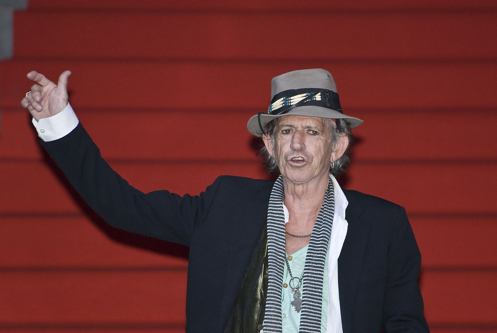 Documentary KEITH RICHARDS: UNDER THE INFLUENCE to Premiere on Netflix