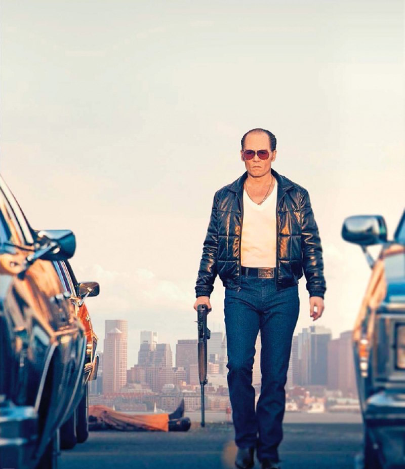 BLACK MASS starring Johnny Depp to World Premiere at 72nd Venice International Film Festival | TRAILER