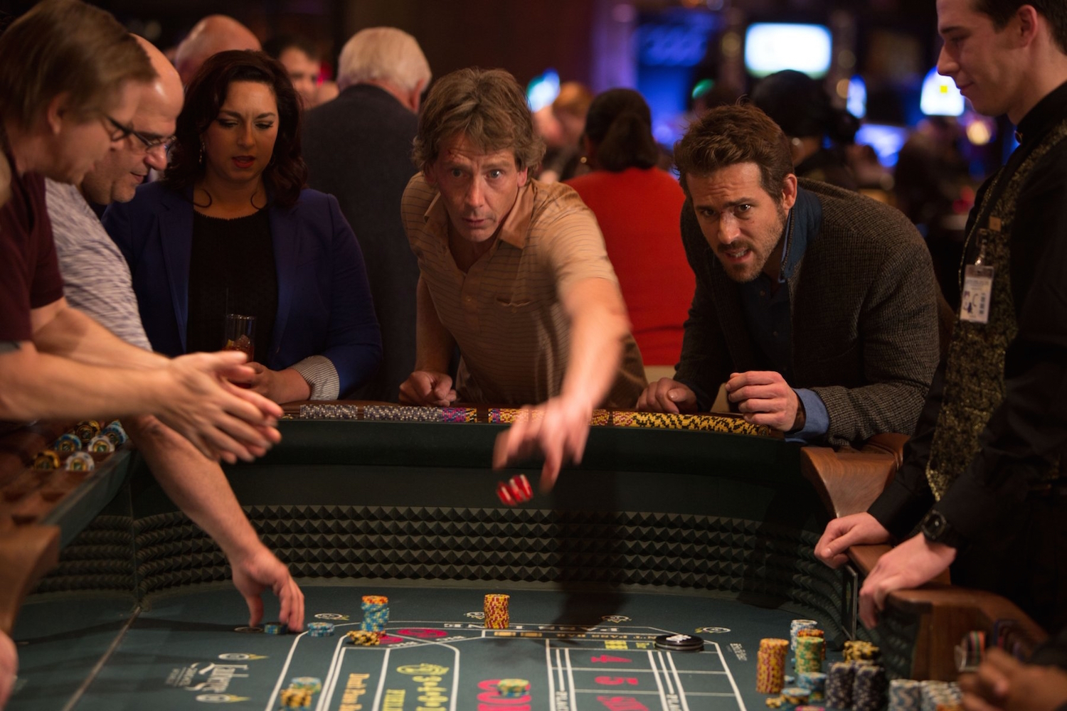 Watch TRAILER for MISSISSIPPI GRIND starring Ryan Reynolds & Ben Mendelsohn