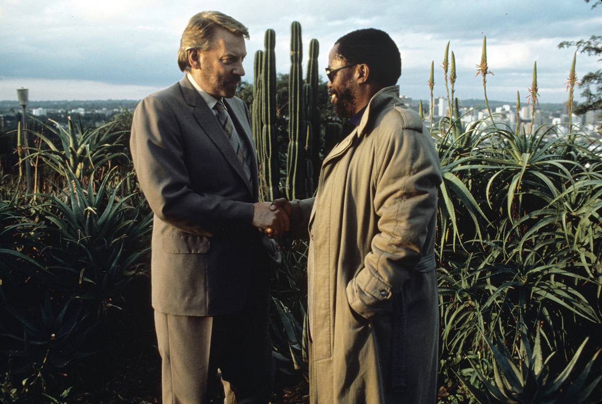 Restored Anti-apartheid Film, A Dry White Season, will Screen on Mandela Day 2015 for Durban International Film Festival