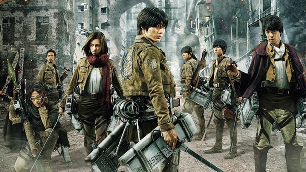 2015 Fantasia International Film Festival Completes Lineup; Closes with ATTACK ON TITAN!