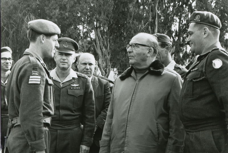 """Jewish Doc """"THE PRIME MINISTERS: Soldiers and Peacemakers"""" Sets Release Date"""