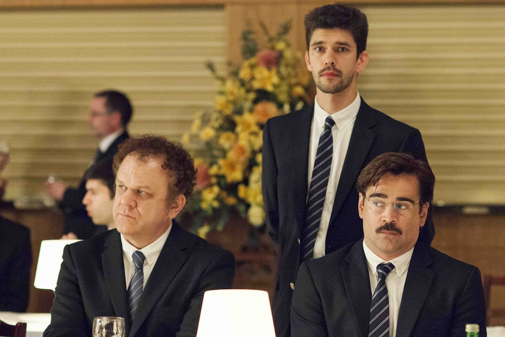 Yorgos Lanthimos' THE LOBSTER