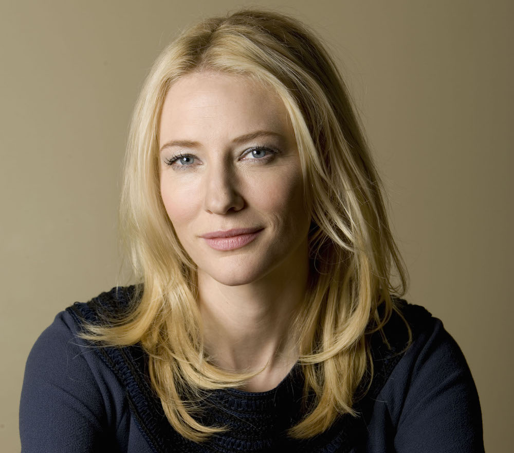 Cate Blanchett to Receive BFI Fellowship; TRUTH Added to BFI London Film Festival