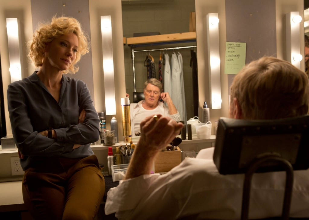 TRUTH Starring Cate Blanchett and Robert Redford to Open 2015 Rome Film Fest | VIDEO