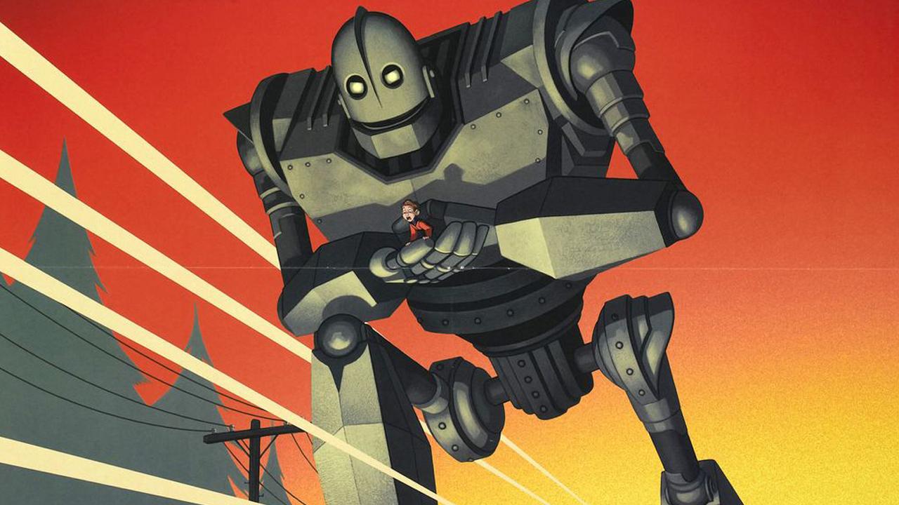 2015 TIFF Kids Program Incl. World Premiere of Brad Bird's The Iron Giant with Jennifer Aniston