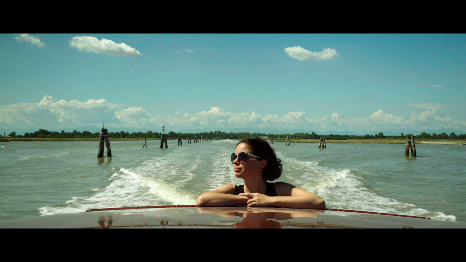 MEET ME IN VENICE, DIRECTED BY EDDY TERSTALL
