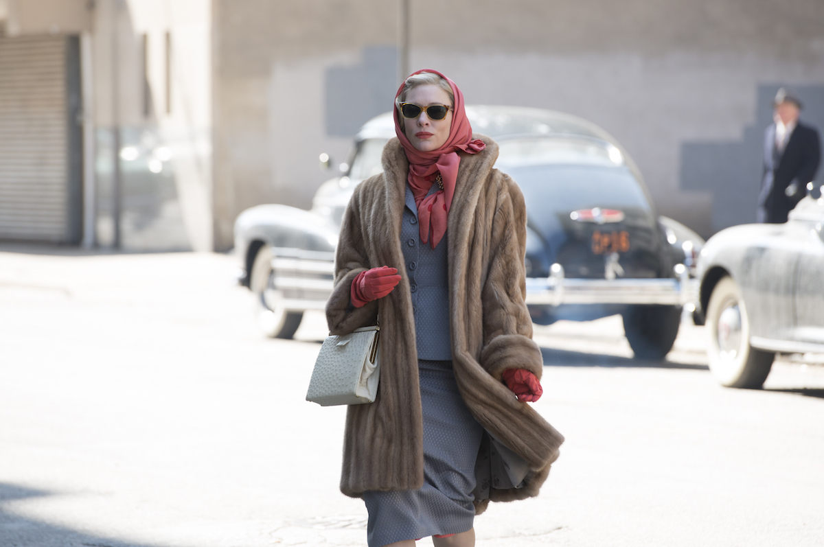 'Carol' Leads Nominations for 73rd Golden Globe Awards