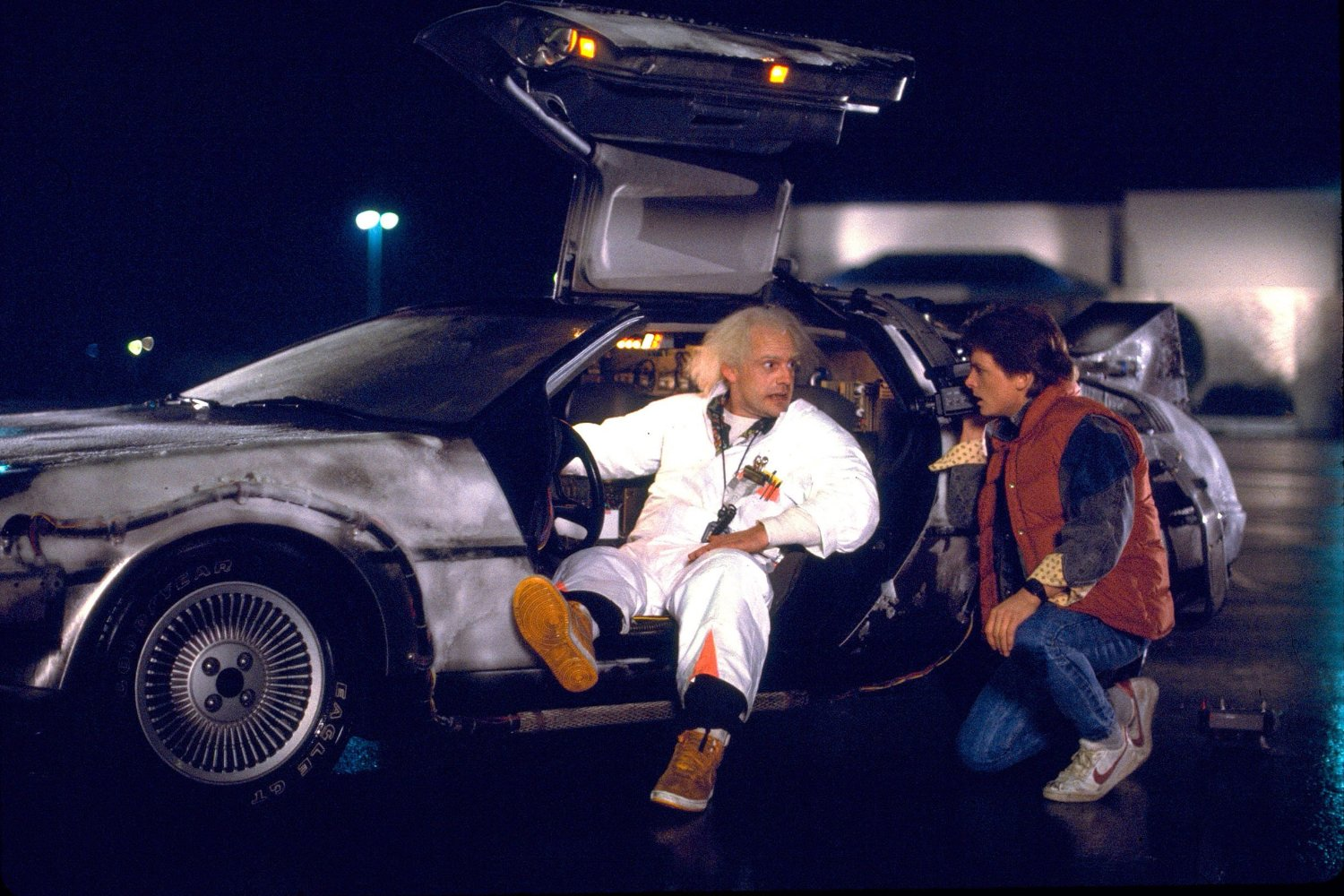 'Back to the Future' Documentary BACK IN TIME Eyes Future Release | TRAILER
