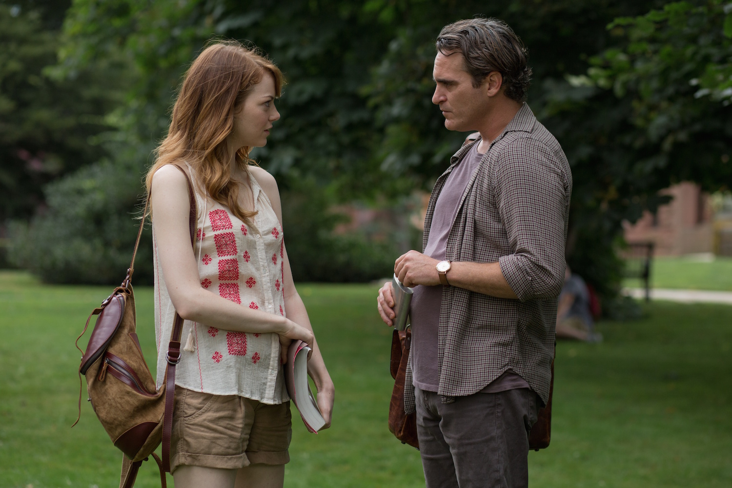 Woody Allen's new film, IRRATIONAL MAN + Major Titles to Have Spanish Premiere at 63rd San Sebastian Festival