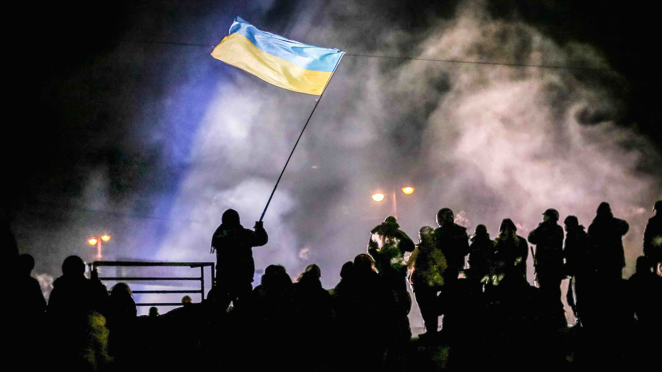 Winter on Fire: Ukraine's Fight for Freedom, directed by Evgeny Afineevsky