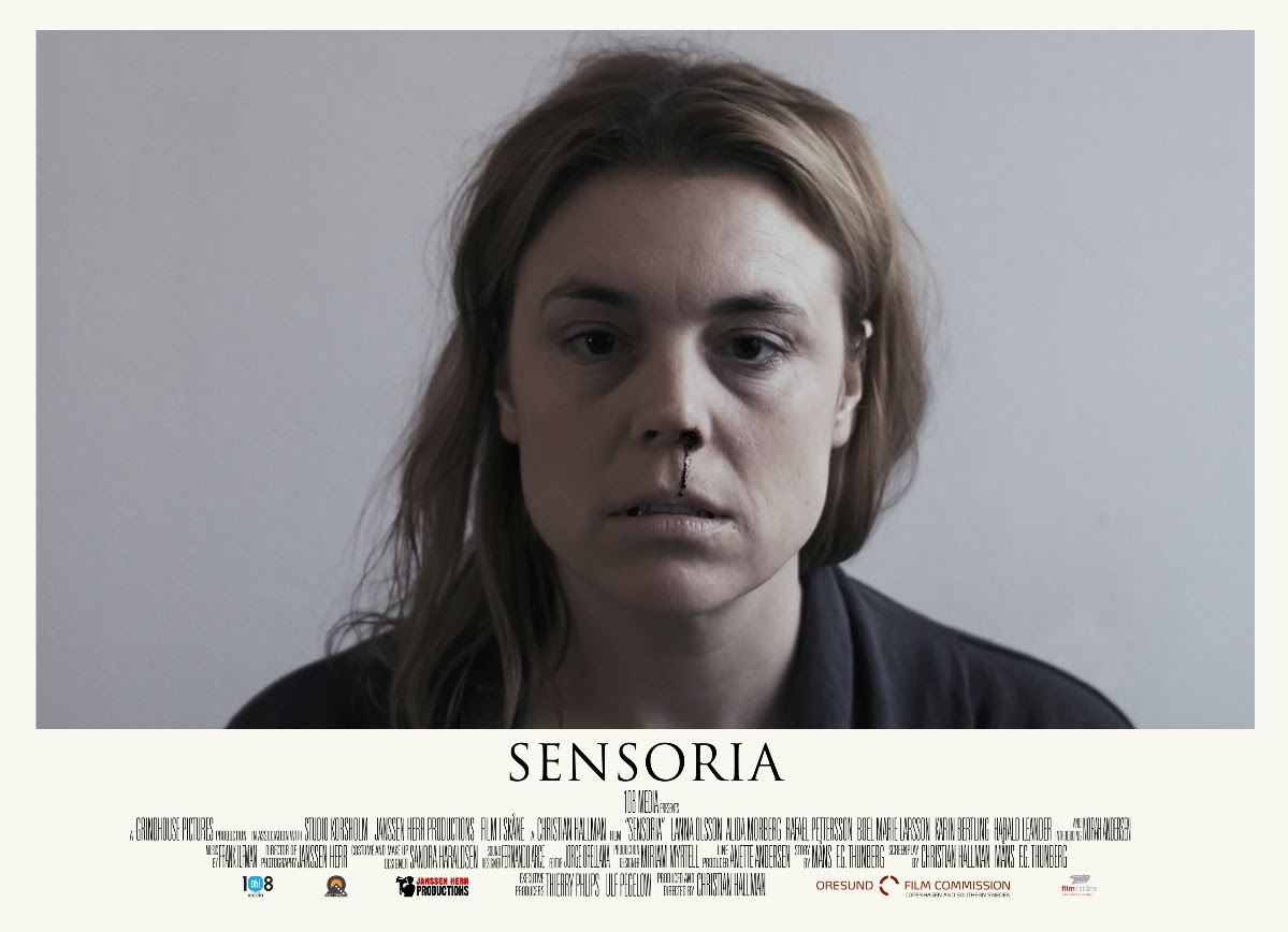 Swedish Horror Film SENSORIA World Premiere at Fantastic Fest |TRAILER