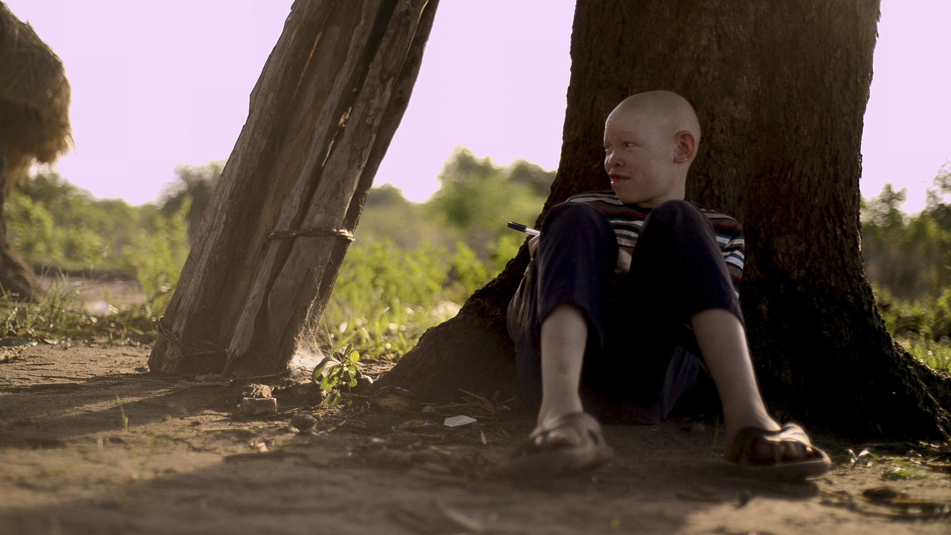 THE BOY FROM GEITA, Documentary on Albinism in Africa, Sets October Release Date
