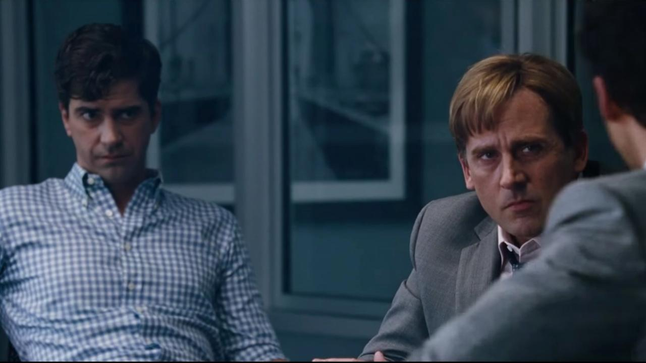 World Premiere of THE BIG SHORT Starring Steve Carell, Brad Pitt, Melissa Leo, Marisa Tomei to Close 2015 AFI FEST | TRAILER