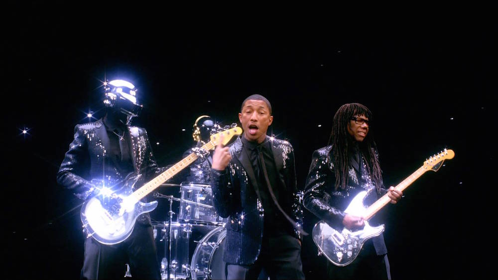 Pharrell Williams + Daft Punk Documentary DAFT PUNK: UNCHAINED to Screen at Doc'n Roll Film Fest